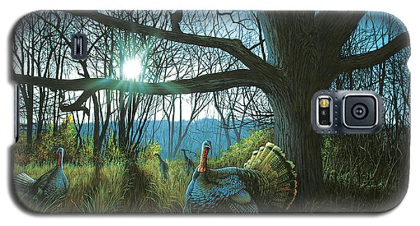 Morning Chat - Turkey Galaxy S5 Case
