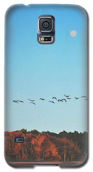 Morning Flight Galaxy S5 Case
