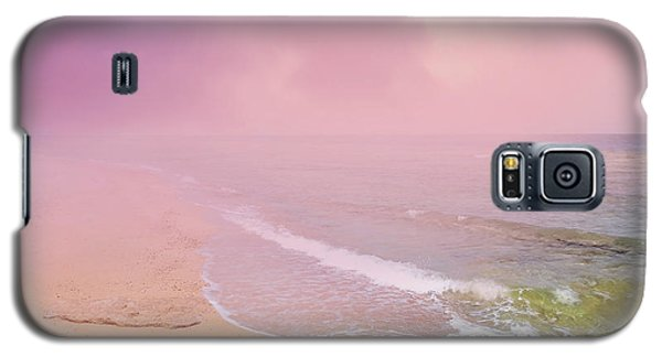Morning Hour By The Seashore In Dreamland Galaxy S5 Case