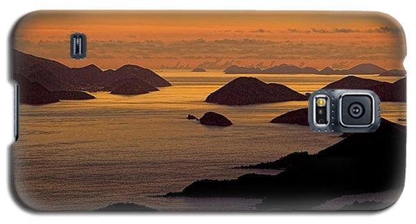 Morning Islands Galaxy S5 Case