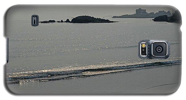 Morning Light On Nantasket Beach Hull Massachusetts Galaxy S5 Case