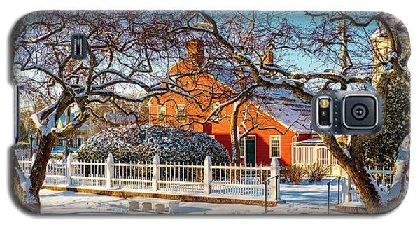 Morning Light, Winter Garden. Galaxy S5 Case