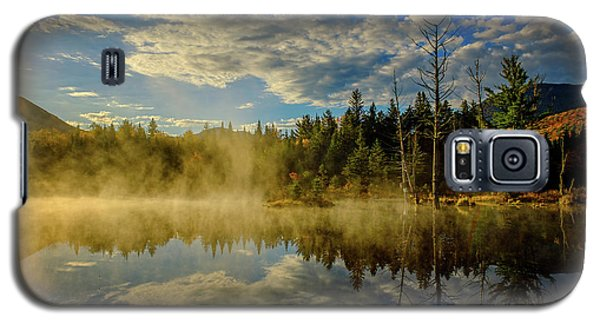 Morning Mist, Wildlife Pond  Galaxy S5 Case