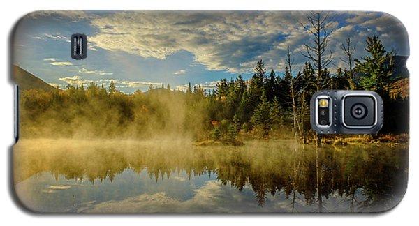 Morning Mist, Wildlife Pond  Galaxy S5 Case