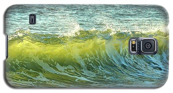 Morning Ocean Break Galaxy S5 Case