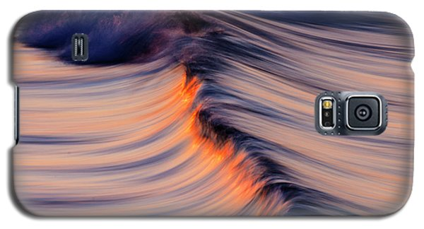 Morning Wave Galaxy S5 Case