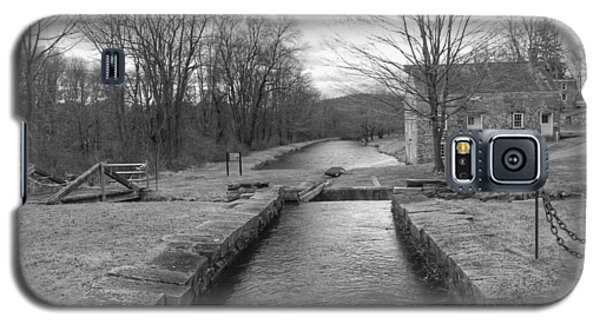 Morris Canal And Lock - Waterloo Village Galaxy S5 Case