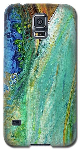 Mother Nature - Portrait View Galaxy S5 Case