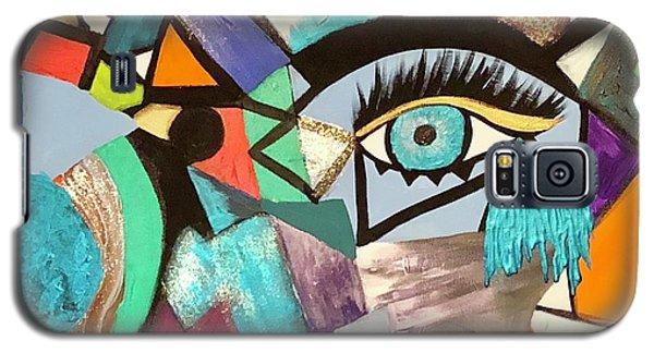 Motley Eye 4 Galaxy S5 Case