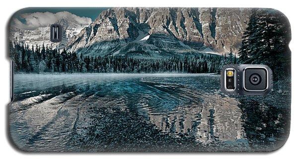 Mount Chephren Reflected Galaxy S5 Case