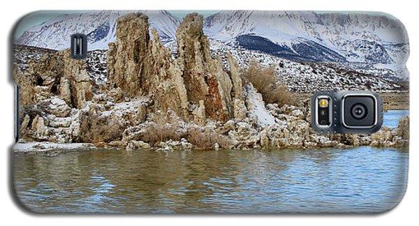 Mount Dana At Dawn  Mono Lake Galaxy S5 Case