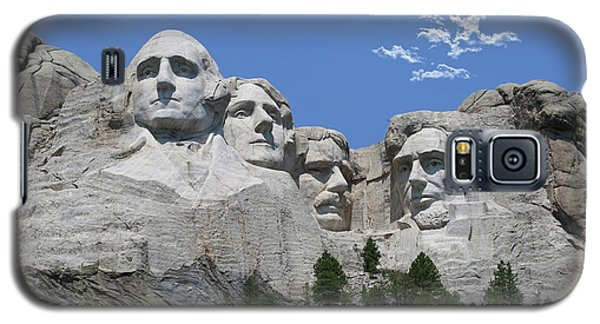 Mount Rushmore Galaxy S5 Case