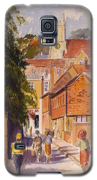 Mount Street, Hythe, Kent Galaxy S5 Case