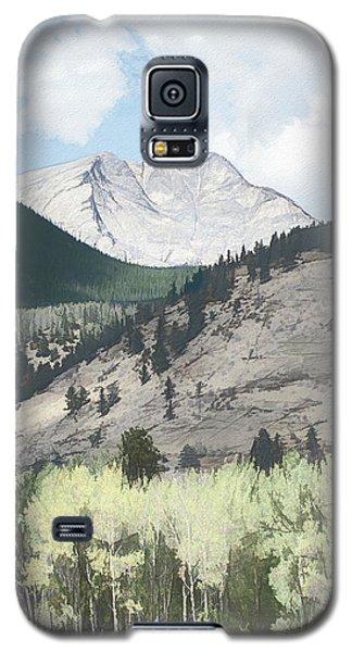 Mount Ypsilon Galaxy S5 Case