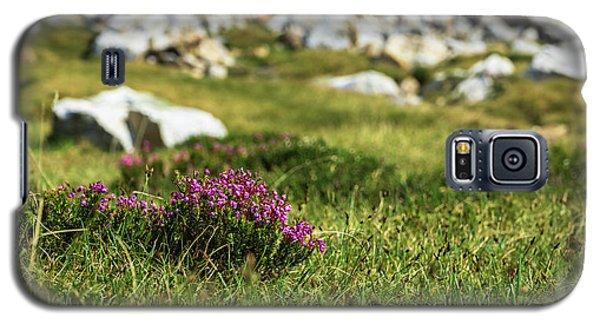 Mountain Heather Galaxy S5 Case