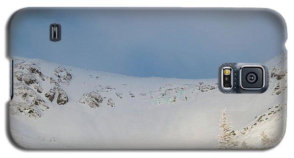 Mountain Light, Tuckerman Ravine Galaxy S5 Case