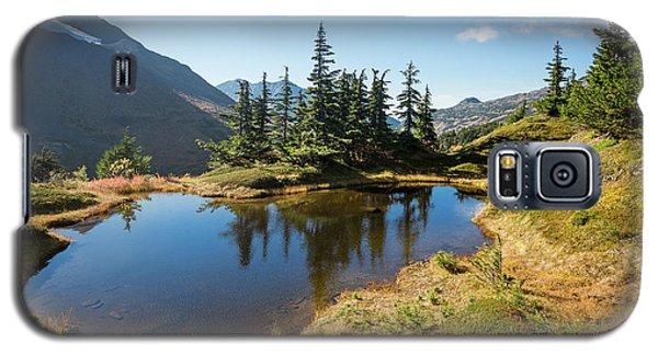 Mountain Pond Galaxy S5 Case