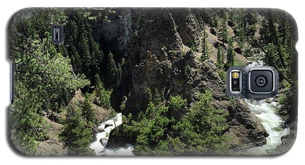 Mountain Stream Galaxy S5 Case
