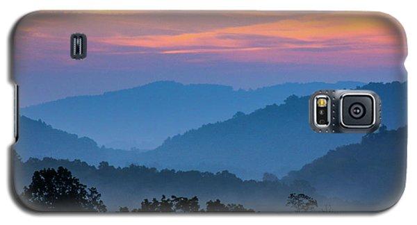 Mountain Tide Galaxy S5 Case