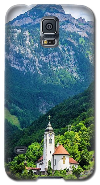 Mountainside Church Galaxy S5 Case