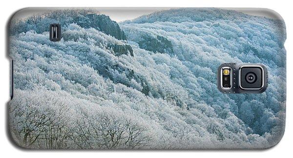 Mountainside Hoarfrost Galaxy S5 Case