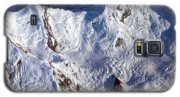 Mountaintop Snow Galaxy S5 Case