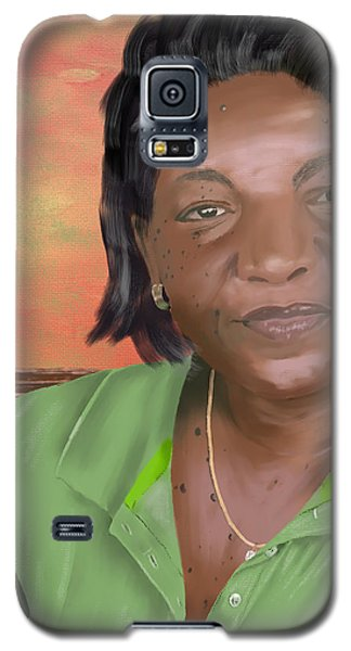 Mrs. Clements Galaxy S5 Case