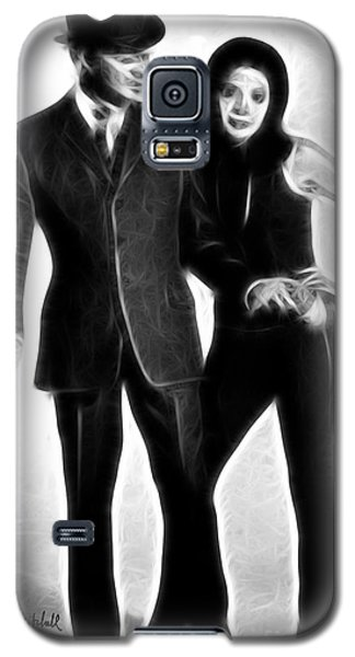 Mrs. Peel, We're Needed Galaxy S5 Case