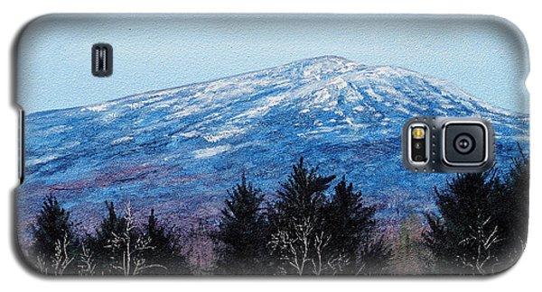 Mt. Monadnock Spring Snow Galaxy S5 Case