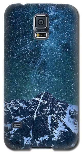 Mt. Of The Holy Cross Milky Way Galaxy S5 Case