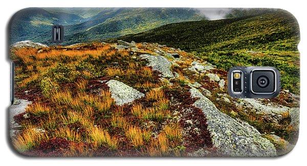 Mt. Washington Nh, Autumn Rays Galaxy S5 Case