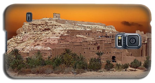 Mud Brick Buildings Of The Ait Ben Haddou Galaxy S5 Case