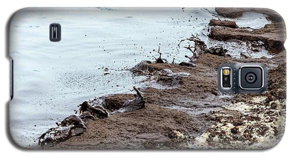 Muddy Sea Shore Galaxy S5 Case