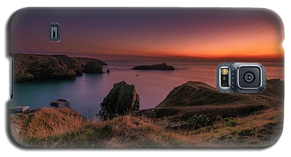 Mullion Cove - Sunset 2 Galaxy S5 Case