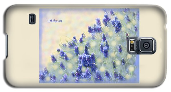 Muscari Morning Galaxy S5 Case