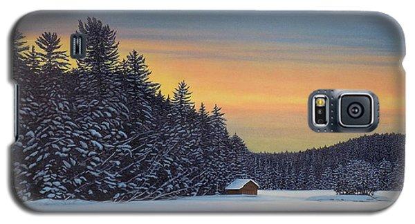 Muskoka Winter Galaxy S5 Case