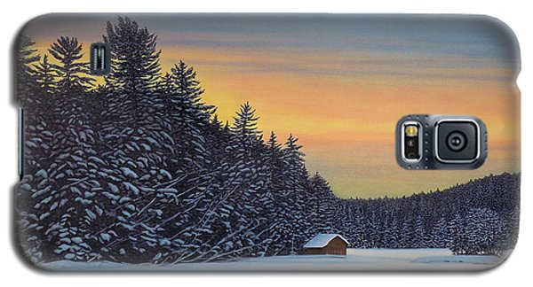 Muskoka Winter Galaxy S5 Case