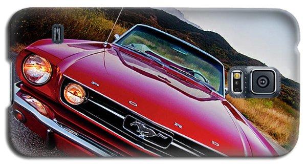 Mustang Convertible Galaxy S5 Case