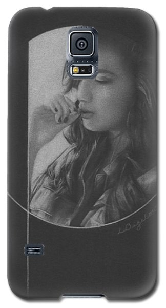 Muted Shadow No. 5 Galaxy S5 Case