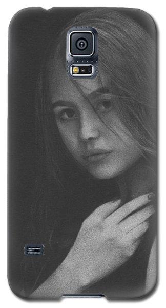 Muted Shadow No. 6 Galaxy S5 Case