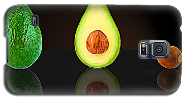 My Avocado Dream Galaxy S5 Case