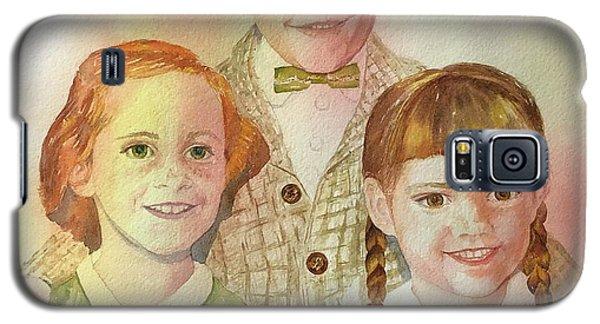 The Latimer Kids Galaxy S5 Case