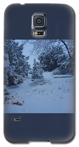 My Colorado Backyard Galaxy S5 Case