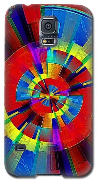 My Radar In Color Galaxy S5 Case