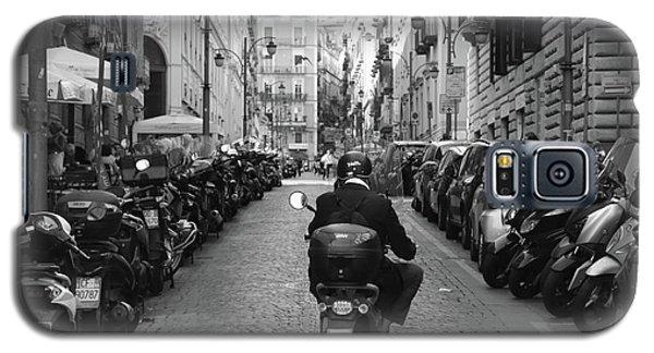 Naples Italy Galaxy S5 Case