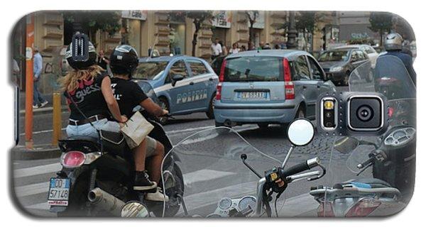Naples Street Buzz Galaxy S5 Case