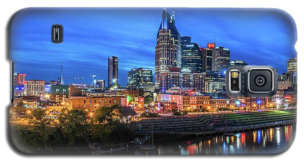 Nashville Night Galaxy S5 Case