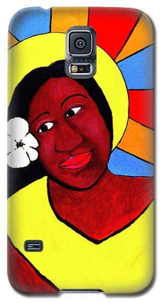 Native Queen Galaxy S5 Case