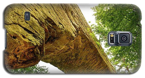 Natural Bridge 4 Galaxy S5 Case