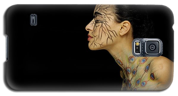 Galaxy S5 Case featuring the photograph Nature Runs Through My Veins by ISAW Company